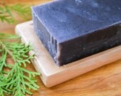 Mountain Blueberry Soap-blueberry soap/exfoliating soap/natural soap/organic soap/handmade soap/bar soap/artisan soap/body soap/ulster soaps