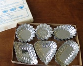 Vintage Mormatt Tart Tins - Original Boxed Set - 36