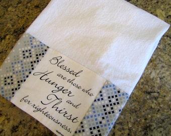 Scripture Kitchen Towel
