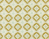 Porch Tile Mustard - Honeymoon - Sarah Watts - Cotton + Steel - Available in Yards, Half Yards and Fat Quarters 2020-2