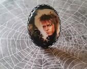David Bowie Goblin King ring