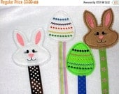 SALE Easter Bunnys and Easter egg bookmarks Great for Sunday school classes,