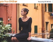 ON SALE Black Bamboo -Little Black Dress      Lingerie / Underwear Made to Order