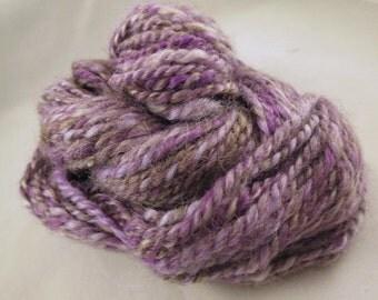 Handspun Bulky Weight Yarn - Myrtle