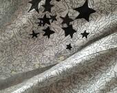 Unisex blouse with erotic print