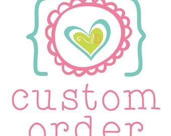 Custom listing for Arthur