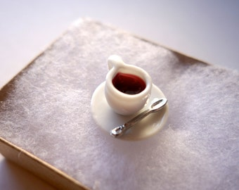 Cup of Joe adjustable ring