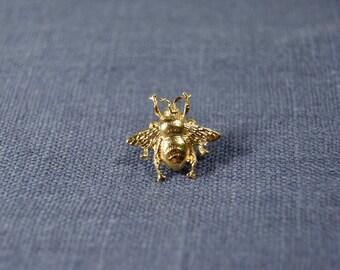Bee Brooch Lapel Pin