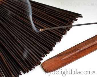 Sandalwood Incense sticks 20 pack Hand dipped, Air dried