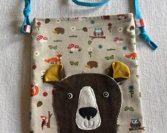 Forest Bear bag
