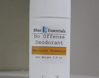 No Offense Deodorant - Apricot Freesia - Soft and Smooth