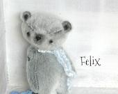 Felix by Woollybuttbears 4 inches