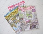 Romantic Country * Flea Market Outdoors * Flea Market Decor