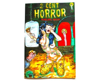 2 Cent Horror Book