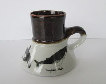 Whales -  No Spill Mug