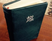 A Game of Thrones Hand Bound Leather Manuscript Book I Song of Ice and Fire