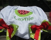 watermelon bloomers, birthday bloomers, smash cake photo, 1st birthday, 2nd birthday, watermelon birthday