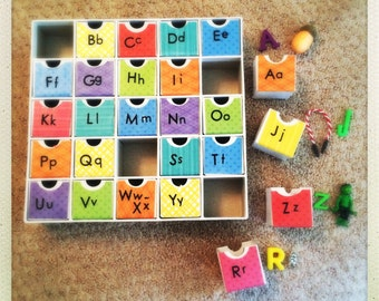 Kids Object Recognition Phonics Box