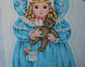 Petite Bebe Victorian Doll Sew and Stuff