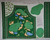 1998 Springs Golf Apron Panel