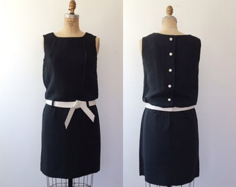 1960s dress / mod 60s dress / London Calling dress