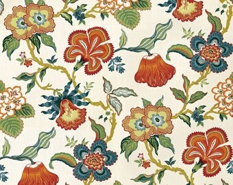 Celerie Kemble for Schumacher - Hothouse Flowers in Any Color Way   By The Yard