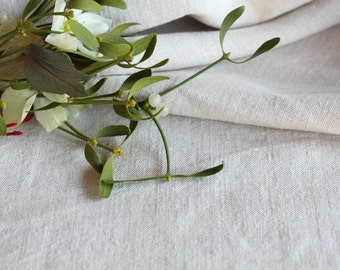 C 386 antique hemp linen handloomed 17.26 yards by 19.29 inches curtain lin upholstering tablecloth runner
