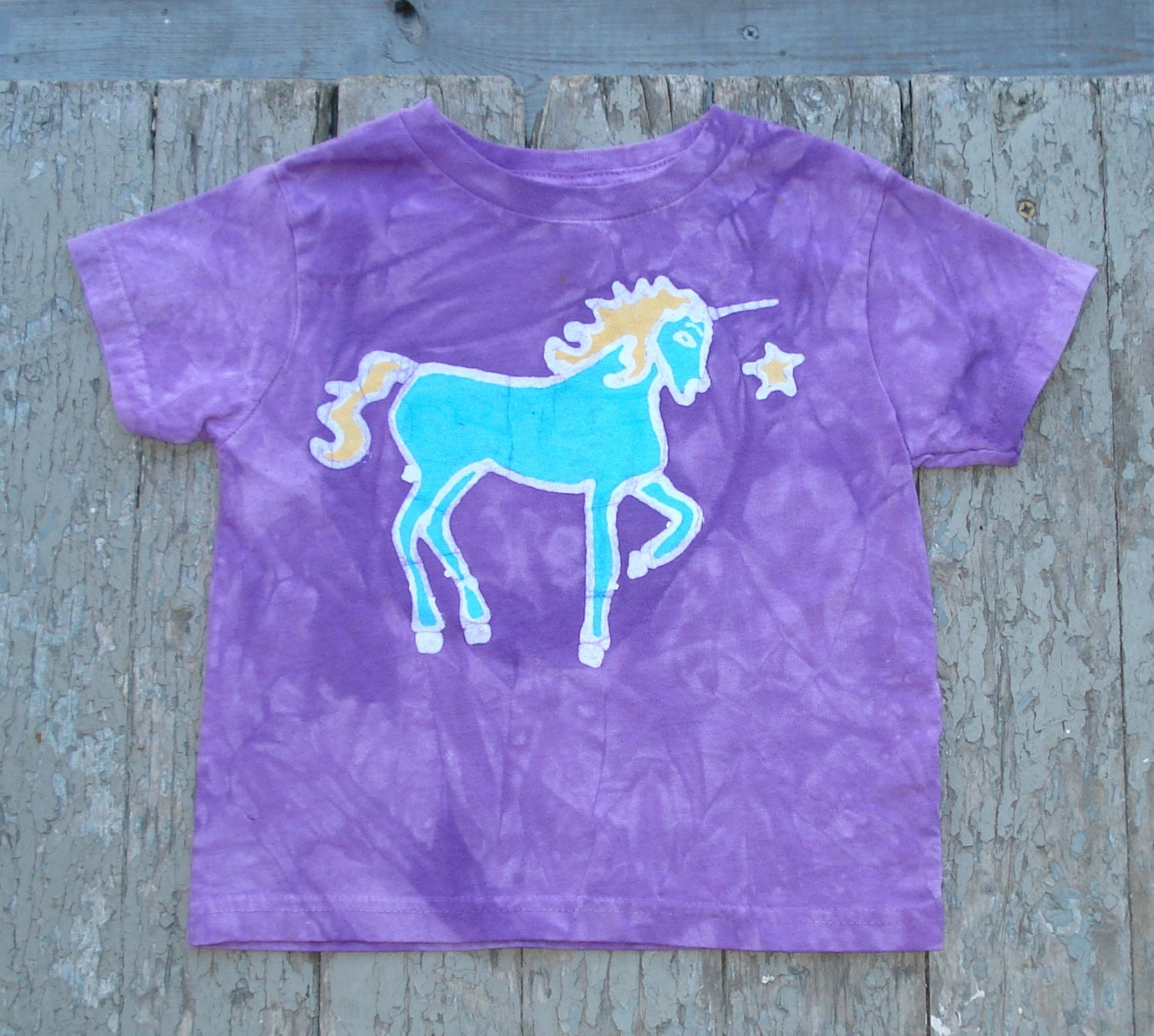 unicorn tee shirt magical batik tee shirt custom made. Black Bedroom Furniture Sets. Home Design Ideas