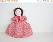 SALE // Vintage Topsy Turvy Doll