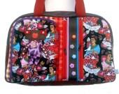 """Bag molly creative bag unique bag n49 """"El corazon de Frida"""", Frida Khalo"""