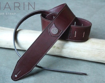 Marin Leather Guitar Strap