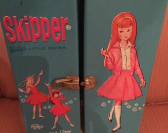 Skipper and case