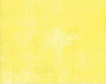 NEW Lemon Drop Grunge by Basic Grey for Moda  half yard New Color!