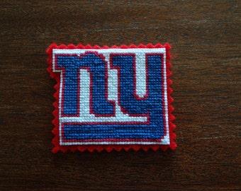 New York Giants magnet/ornament