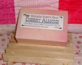 Cherry Almond Shea Butter/Goats Milk Soap