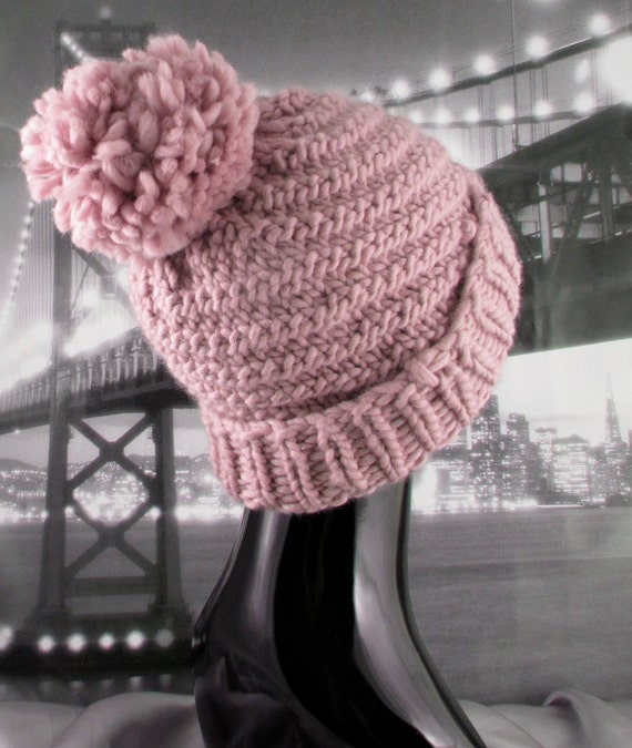 40% OFF SALE Superfast Swrl Bobble Beanie CIRCULAR ...