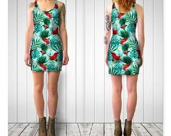 Tropical Summer - Dress