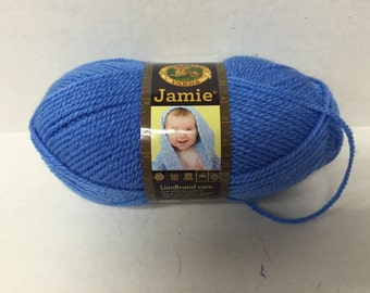 Lion Brand Yarn - Jamie - Little Boy Blue