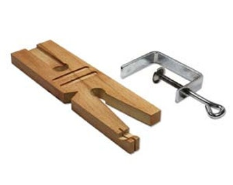 Multipurpose Bench Pin with Clamp