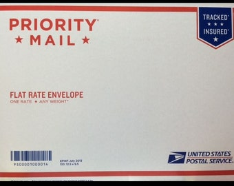 ADD Priority Mail- 2 to 3 Day Shipping
