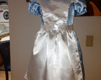 Alice in Wonderland Dress    size 3