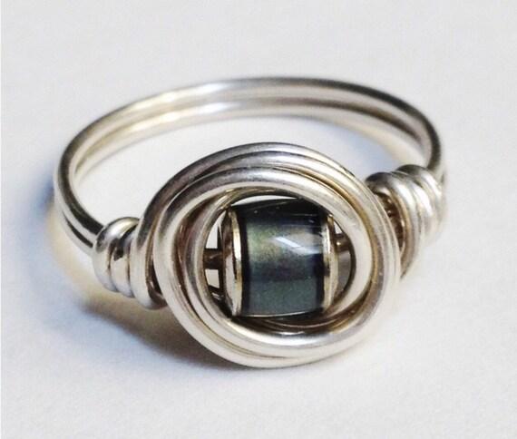 mood ring sterling silver ring sterling silver mood ring
