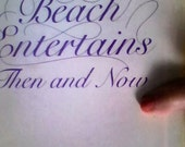 1976 Vintage Cook book  Palm beach Entertains then and now