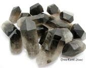 Smoky Quartz Point Natural, (one) Crystal Healing, Rock Hound, Quartz, Artisans, Rough, Crafts, Crystal Grids