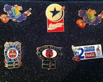 1996 Paralympic pins