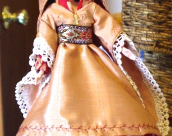 Barbie Museum Collection Series/Medieval Year 1420 Gown