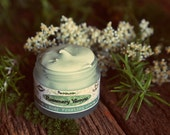 Rosemary Yarrow Body Frosting and Salve 2 in 1.Natural with Shea butter, Coconut oil. Invigorating, stimulating, antibacterial