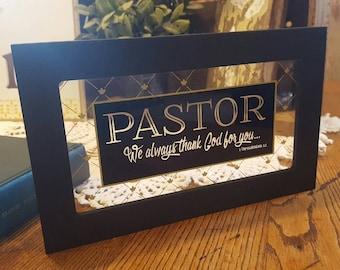 pastor gift etsy