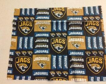 Jacksonville Jaguars Fabric 244374