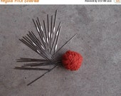 SALE SALE SALE Vintage Crochet Hook Stainless Steel Doily Lace Afghan Making Supplies Size 0 Crocheting